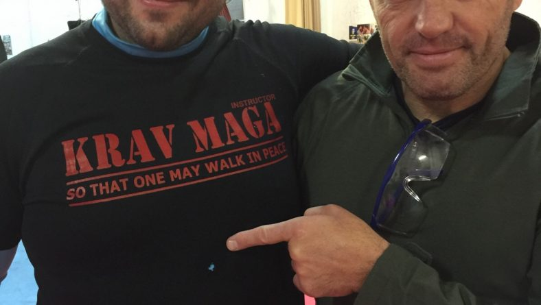 Thoughts about Krav Maga